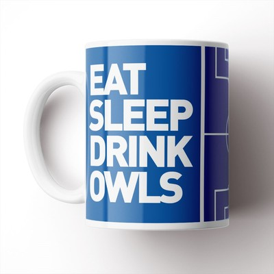 Eat Sleep Drink Mug